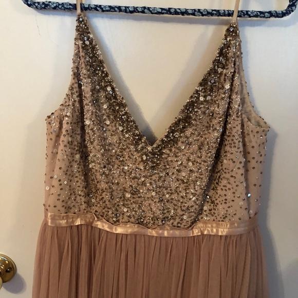 31f599887fb BHLDN Dresses   Skirts - BHLDN Avery Dress- Blush